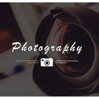 Photography, Videography and Post-Production Services