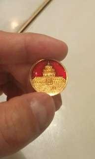 北京天壇襟章