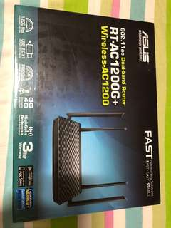 ASUS Dual-band Wireless-AC1200 GB Router