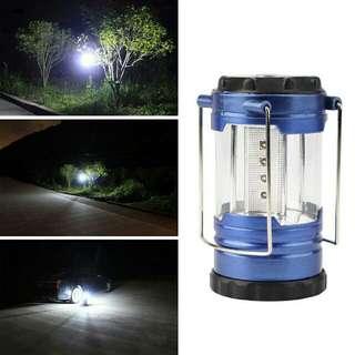 Telescopic 12 LED Portable lamps