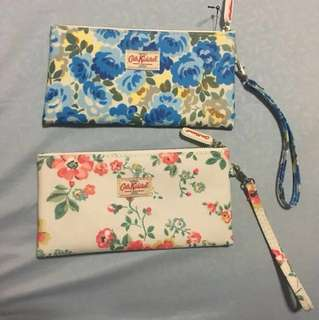 Cath Kidston Wallet Pouch Travel Purse Wristlet