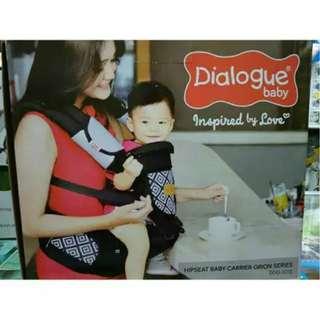 Gendongan Baby DIALOGUE HIP SEAT DGG 1013/ Gendongan Multifungsi MURAH