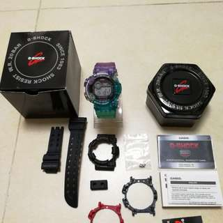 Casio g-shock GWF-100