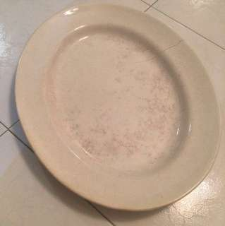 Rare RAF WWII 1941 Serving Plate