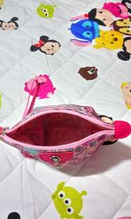 Hello kitty Small Wristlet Bag.