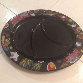 Vintage Planet Hollywood Serving Plate