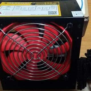 Power Supply 550 watts
