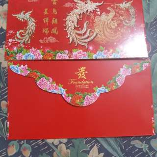 Red Packets - Foundation Jewellery