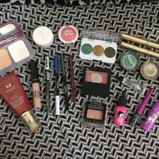 Makeups Bundle All Authentic