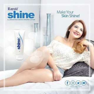 Royale Shine Lotion