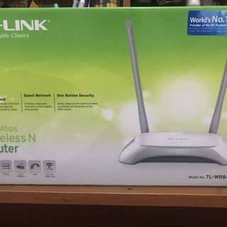 RUSH TP-Link Wireless Router