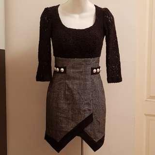 momoco短洋裝