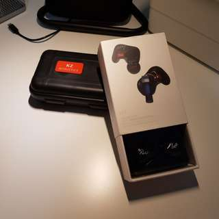 [CHEAPEST] FULL SET KZ ZS3 IEM