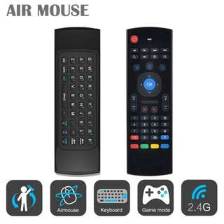 Mx3 Air Mouse ( Android box , Android tv box , Setup box, Computer , Laptop , Game Console ,