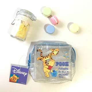 Disney Pooh Bear Pouch or Accessory Bag
