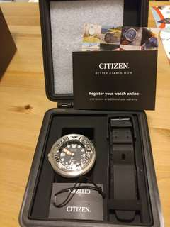Citizen BJ8050 煙灰缸 (not seiko)