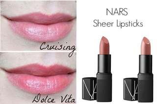 NARS Lipstick - Cruising