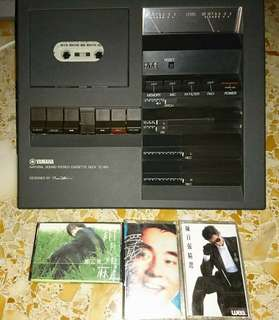 Yamaha TC-800 cassette deck (just for sharing, not for sale)