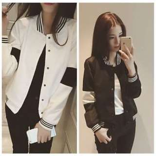 korean baseball jacket