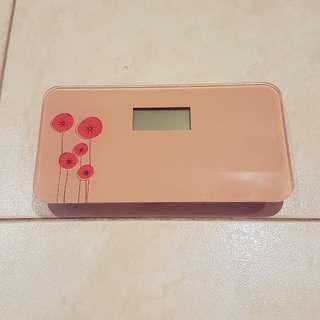 Cute Mini Electric Weight Scale