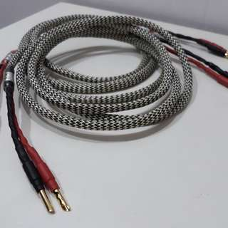 Hand Audio Hi-Fi Quadro Speaker Cable