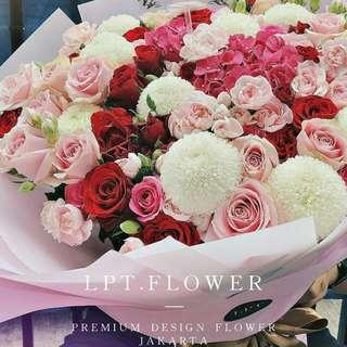 Bouquets flowers 🌺
