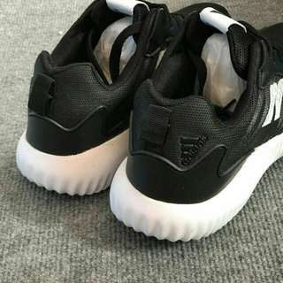 Alphabounce Rc Black White