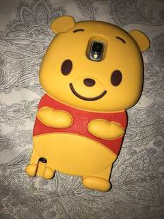 Cute winie the pooh case (samsung note 3)