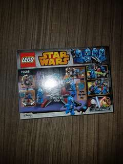 Lego star wars Senate Commando 75088-5 available