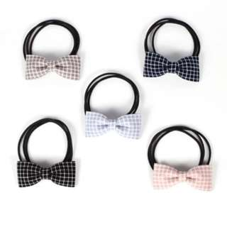 Bow tie hair band