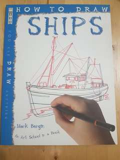 Book - How to Draw Ships