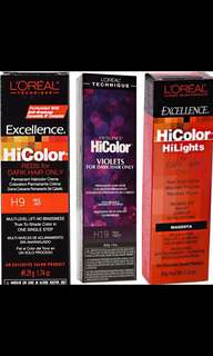 L'Oréal Excellence Hicolor / Hilights