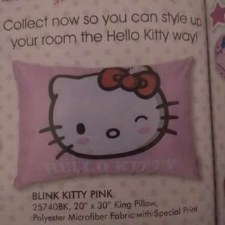 "Hello Kitty King Pillow 20""x30"""