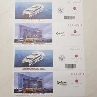 Batam Ferry Ticket