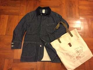 Japan Violet Buffalo Wallows denim jacket Classic