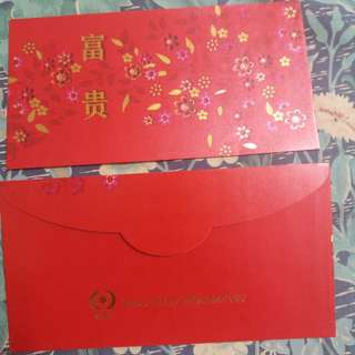 Red Packets - Bank of Tokyo