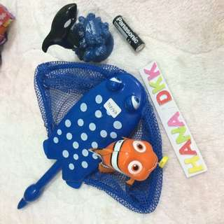 Mixed sea animal toys for kids