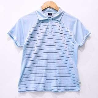 Nike Dri-Fit Polo Shirt Blue