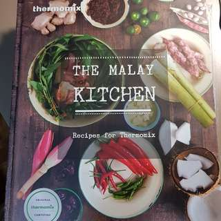 CookBook The Malay Kitchen TM5