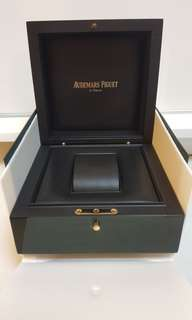 Audemars Piguet watch box