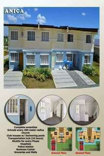 11K monthly house and lot