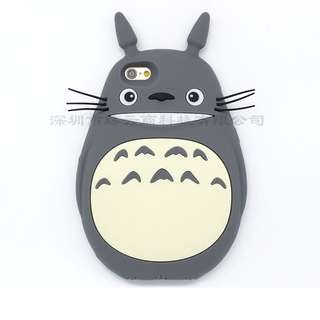 🔥IPHONE 6S / 6S PLUS 🔥 Brand New ! Totoro Jelly Phone Cover