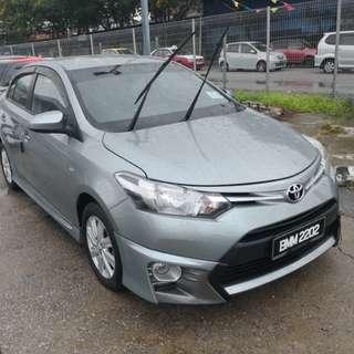 Toyota Vios 1.5 (M) 2014