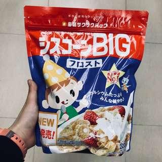 日清脆穀物早餐 220G (原味)