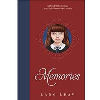 (eBook) - Memories by Lang Leav