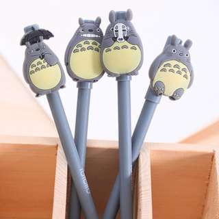 🔥CLEARANCE🔥 1 Set [4pc]  Brand NEW ! Totoro Pen !