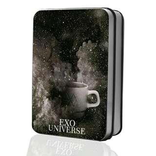 【Pre-order】EXO Universe Winter Special Album 2017 Lomo Card