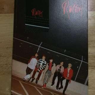 B1A4 Rollin' Album
