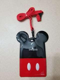 Disneyland Mickey Mouse Cardholder