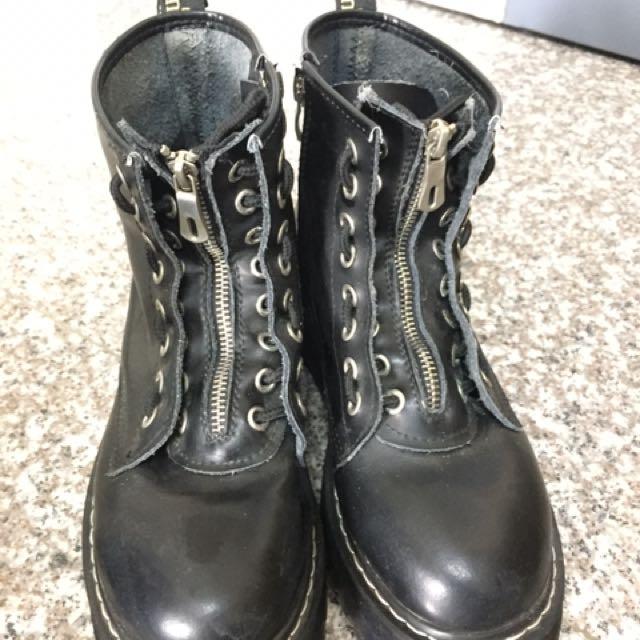 8孔馬丁鞋